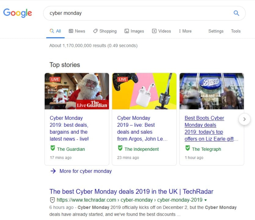 SEO for News